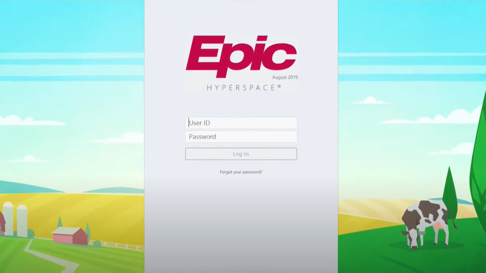 Epic Hyperspace Login